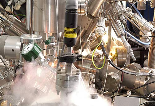 A high spec Mass Spectrometry instrument